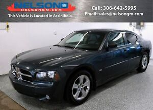 2007 Dodge Charger GREY LEATHER