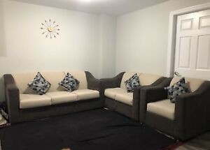 Sofa set (MOVING OUT SALE)