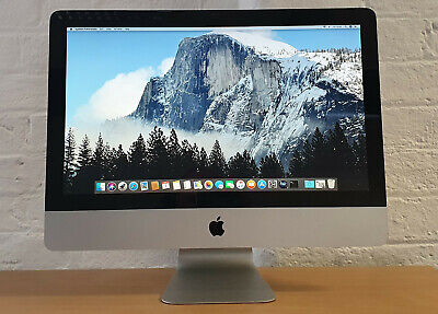 "🍏Apple iMac A1311 21.5"" ✔Upgraded! C2D 3.06GHz 1.25TB Fusion Drive 8GB RAM"
