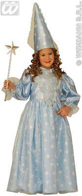 Kostüm Kinderkostüm Magische Fee Hellblau Gr. - Blaue Fee Kostüm Kind