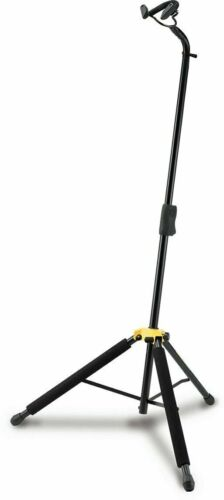 New HERCULES DS580B Auto Grip Cello Stand