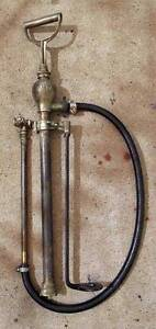 Brass Rega stirrup pump Armidale Armidale City Preview
