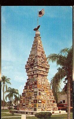 Kissimmee  Florida Monument Of States  P17188 Pub  American News  Fl K