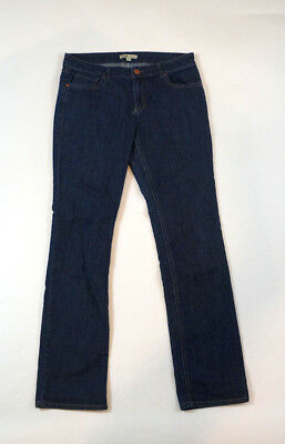 CAbi Lou Lou Straight Leg 334 Size 8 Dark Wash Mid Rise Jeans for sale  Liberty