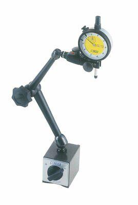 Noga Dg6150 Combo Dg61003 Magnetic Base 176lb Hold Mm Dial Indicator Set