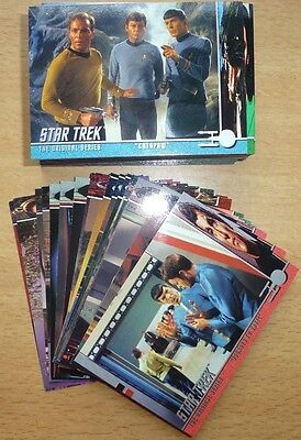 "TC Star Trek Classic ""The Original Series"" Serie 2 90 Karten"
