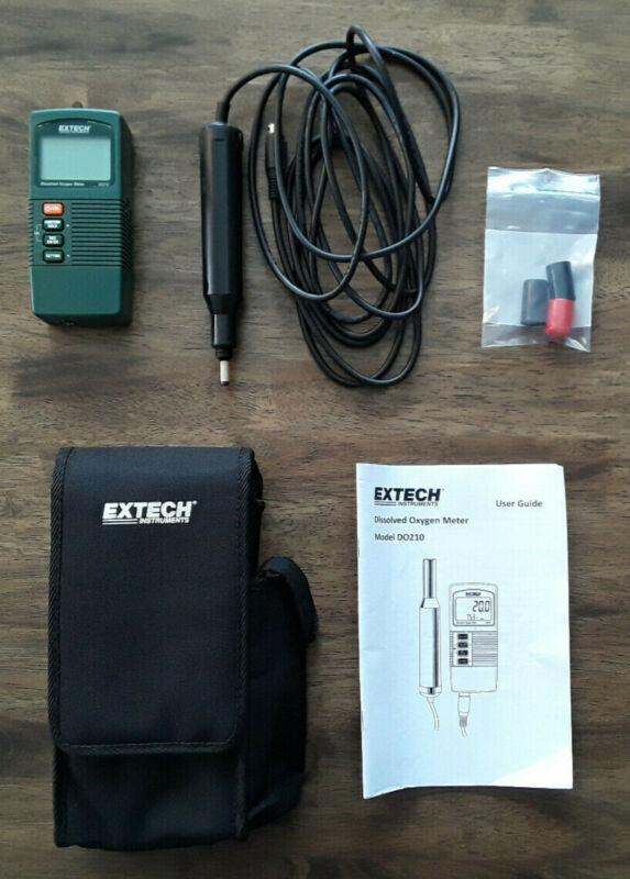 Extech Instruments Dissolved Oxygen Meter Model DO210