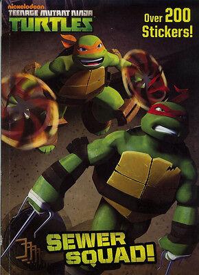 Ninja Turtles coloring book RARE UNUSED