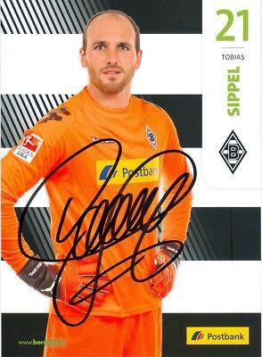 Tobias Sippel - Original Autogramm 2017 - Mönchengladbach