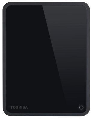 Toshiba Canvio 3,5 Zoll externe Festplatte for Desktop 3TB USB 3.0 schwarz ()