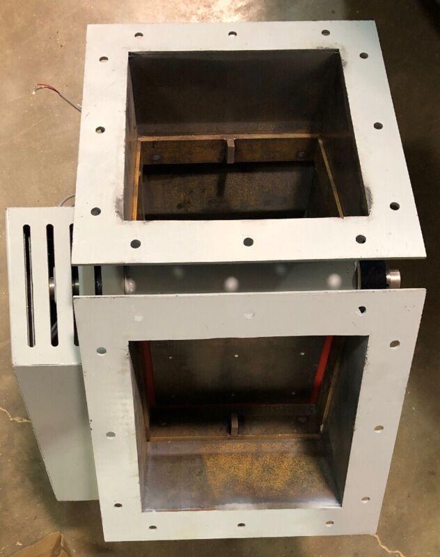 "Lorenz Series ""L"" 2 Way Sealed Gravity Diverter Model GDS2-1000-11CS-30Y-C"
