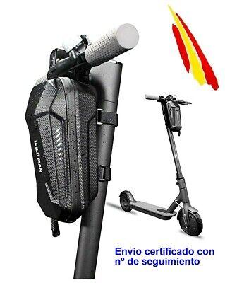 Bolsa patinete eléctrico segway bicicleta cargador impermeable Xiaomi mijia M365