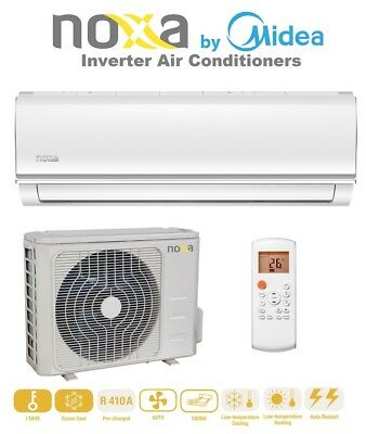 Wärmepumpen Klimaanlage (Klimaanlage NOXA 5,3kW INVERTER Split 18000 BTU Klimagerät Wärmepumpen NEU)