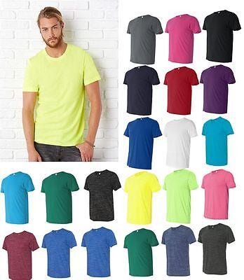Bella Tee Shirts (Bella Canvas - Cotton / Polyester T-Shirt Mens Unisex Cotton Shirts XS-2XL- 3650 )