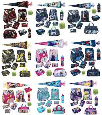 et 10tlg. Schultüte 85cm Sporttasche für Mädchen und Jungen (Mädchen Sporttasche)