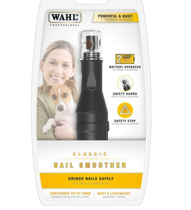Wahl Nail Smoother