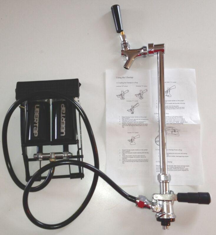 Beer Keg Pump Faucet Tap handle Dispensing kegerator Keg S COUPLER