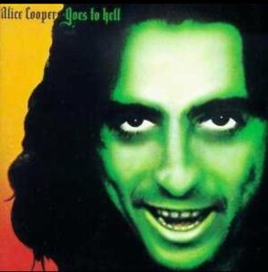Vinyl Record - Alice Cooper - Goes to Hell - $15