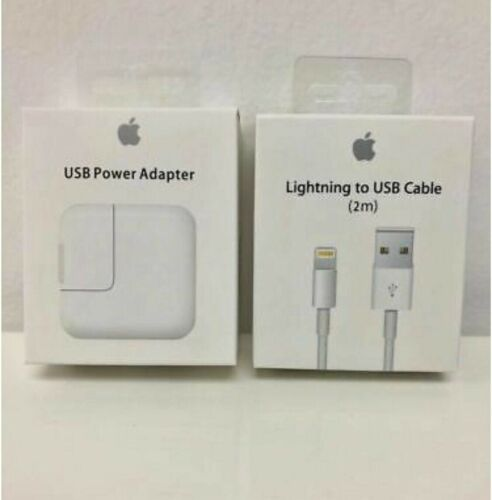 original 2m cable and 12w usb power