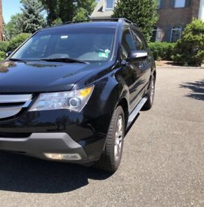 2008 ACURA MDX SH-AWD IN MINT CONDITION FOR SALE NO ACCIDENT