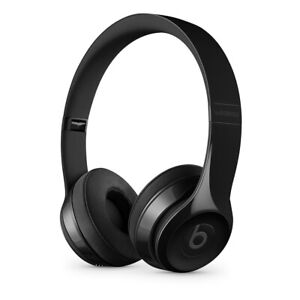 SOLO 3 WIRELESS BEATS ON-AIR SOUNDISOLATING HEADPHONE-GLOSSBLACK