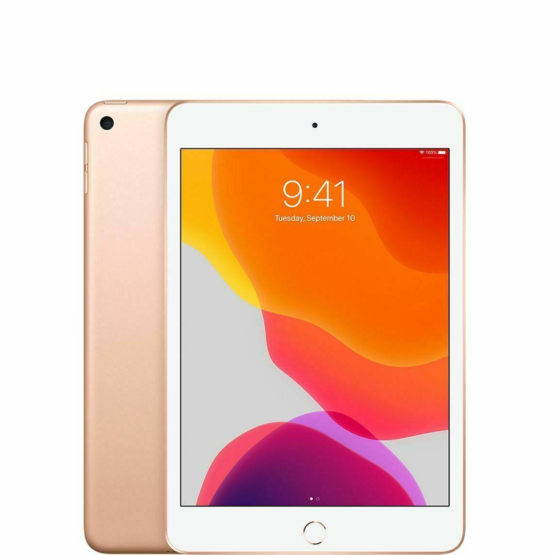 Apple iPad Mini  64GB, Wi-Fi, 7.9in - Gold