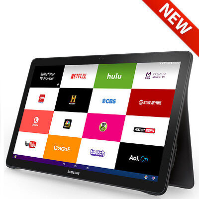 """New Samsung Galaxy View SM-T677A 18.4"""" 64GB WiFi 4G Unlocked AT&T Tmobile Tablet"""