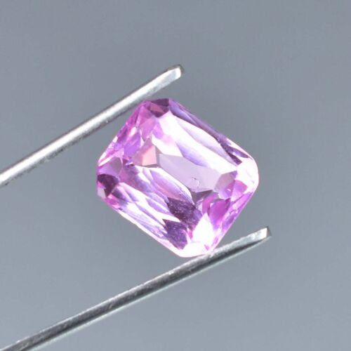 AAA+ 10.10 Ct Excellent Quality Natural Pink Morganite Loose gemstone Certified