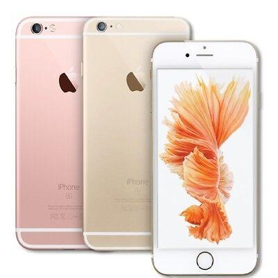 Iphone - Apple iPhone 6S 64GB Unlocked Smartphone A1688 T-Mobile Sprint Verizon