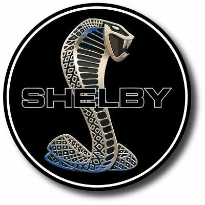 SHELBY COBRA FORD GT MUSTANG AMERICAN DECAL STICKER 3M TRUCK VEHICLE WINDOW WALL Cobra Window Decal