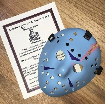 Friday the 13th NES 8-Bit Jason Voorhees Hockey Mask Halloween Custom