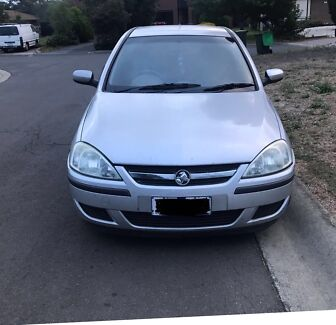 2004 holden barina for sale