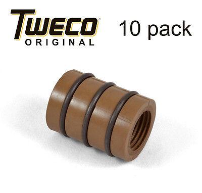 10 Ea - Genuine Tweco 32 Mig Welding Nozzle Insulator Fits Tweco 2 Gun