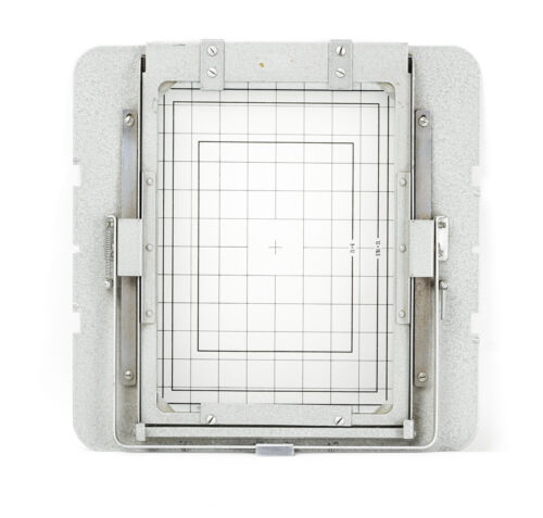 Plaubel Peco Focusing Screen with Frame 9x12 12x16.5