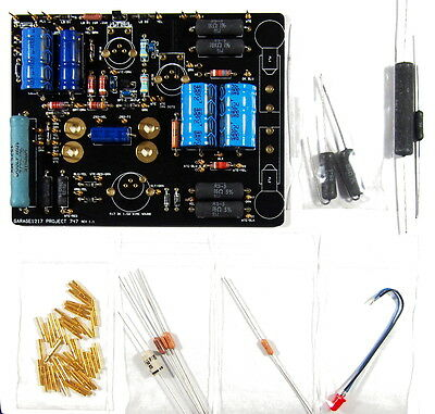 Bk 747 B Tube Tester Replacement Pcb Full Restoration Parts Set