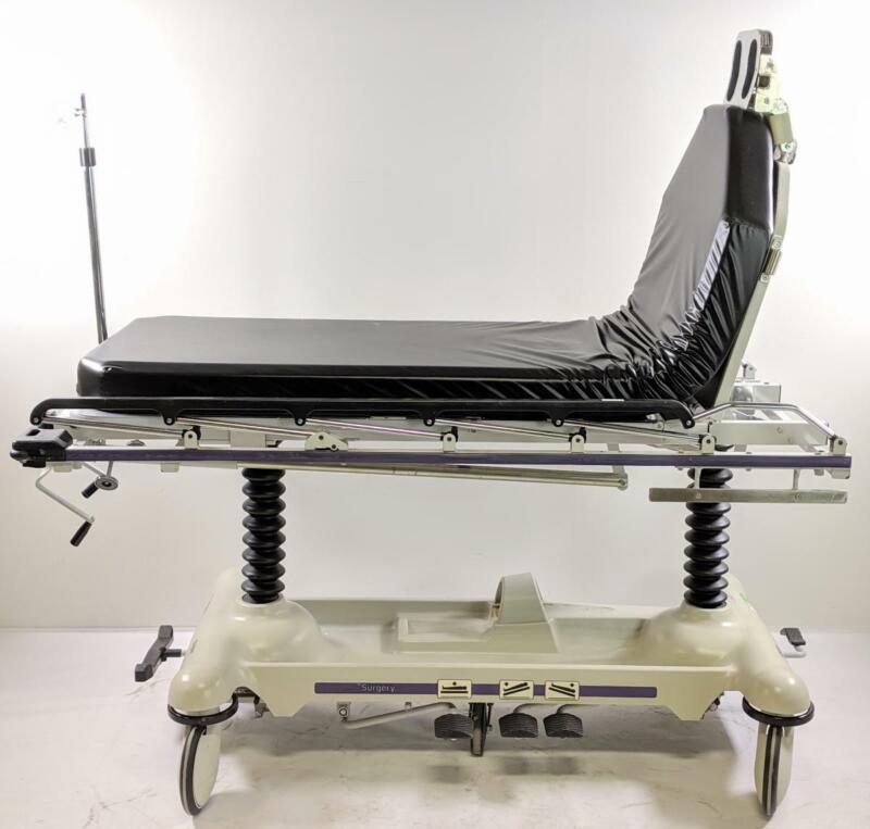 Stryker 1068 Head Neck Surgery Stretcher