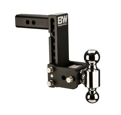 "Used, B&W Tow and Stow Hitch Ball Mount - 7"" Drop 7 1/2"" Rise - Dual Ball TS10040B for sale  Alabaster"
