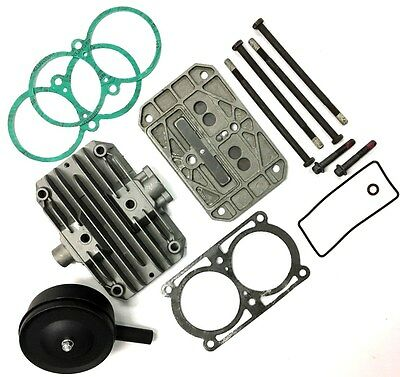 Vt-128 Head And Valve Plate Replacement Kit For Campbell Older Vt Pumps
