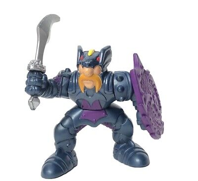 FISHER PRICE Imaginext Great Adventures Magic Castle Navy Blue Knights