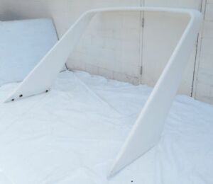 Boat Radar Arch Tower White Aluminum 94