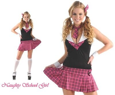 Sexy Naughty Hot School Girl Skirt Student Halloween Costume - Delicious 19254 - Hot Halloween Costumes Girls