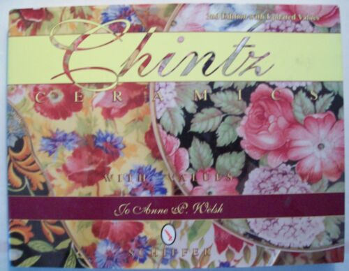 CHINTZ POTTERY PRICE GUIDE COLLECTOR