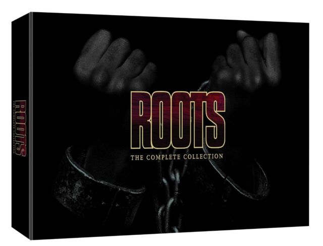 ROOTS - The COMPLETE COLLECTION NEXT GENERATION / THE GIFT DELUXE BOXSET R4