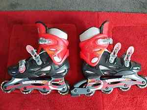 Roller Blades fit female size 9 (European 39) St Kilda Port Phillip Preview