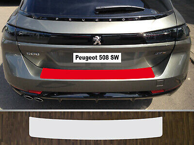 Lackschutzfolie Ladekantenschutz transparent Peugeot 508 SW ab 2019