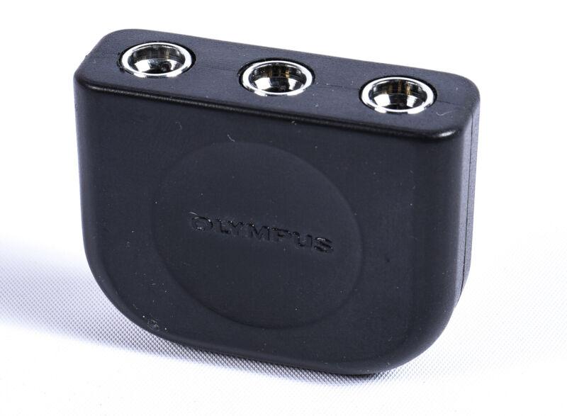 Genuine Olympus OM TTL Auto Multi Connector (1 to 3) for SLR Camera **EX**