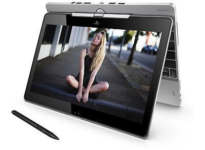 New HP EliteBook Revolve 810 G3 11.6 Touch Laptop i5-5200u 4GB 128GB W10P w/ pen
