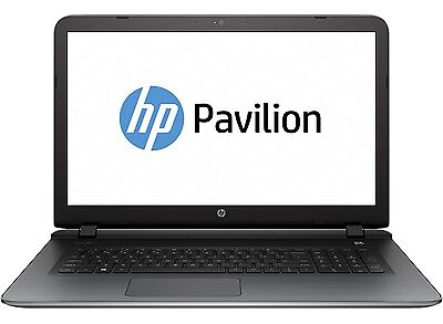 "HP Pavilion 17-g053us 17.3"" Laptop Intel i3-5010U 2.2GHz 8GB 1TB Windows 10"