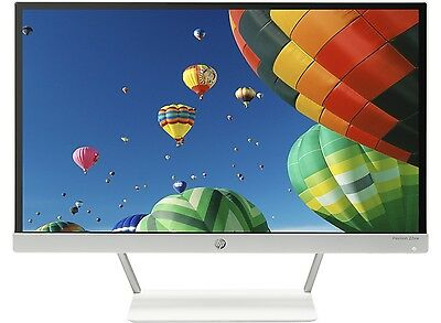 شاشة ليد  HP Pavilion 22xw 21.5 IPS LED Backlit Monitor 1920×1080 7ms Full HD VGA HDMI