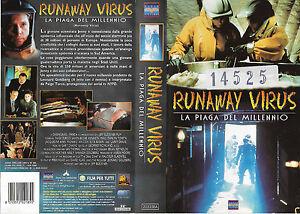 RUNAWAY-VIRUS-LA-PIAGA-DEL-MILLENNIO-2000-vhs-ex-noleggio